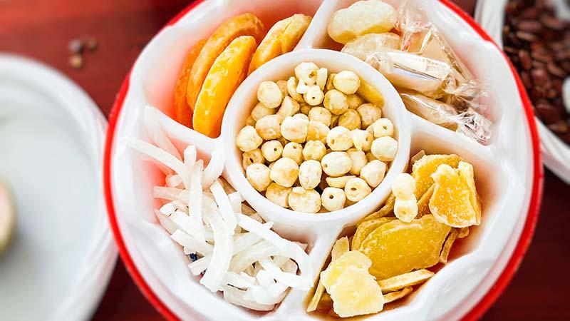 Khám phá hương vị ngày Tết Á Châu