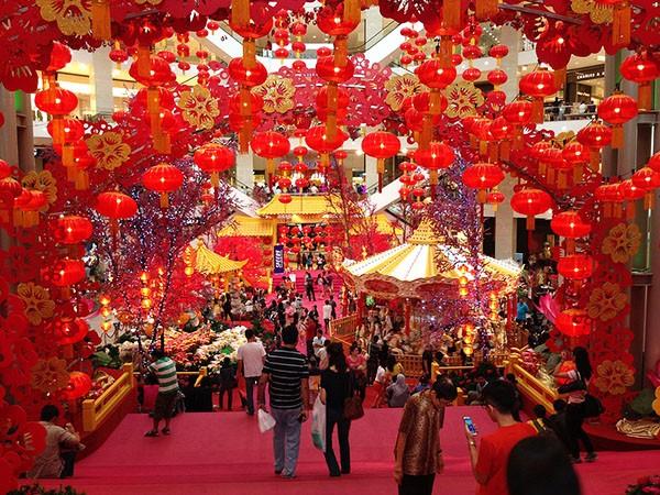 Bạn có biết: Những quốc gia cùng đón Tết Âm lịch với Việt Nam?