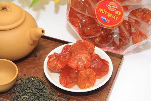 Trọn vẹn hương vị mùa xuân với các loại mứt tết truyền thống Bảo Minh