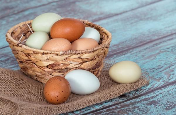Trứng gà - Công dụng thần kỳ cho sức khỏe và sắc đẹp